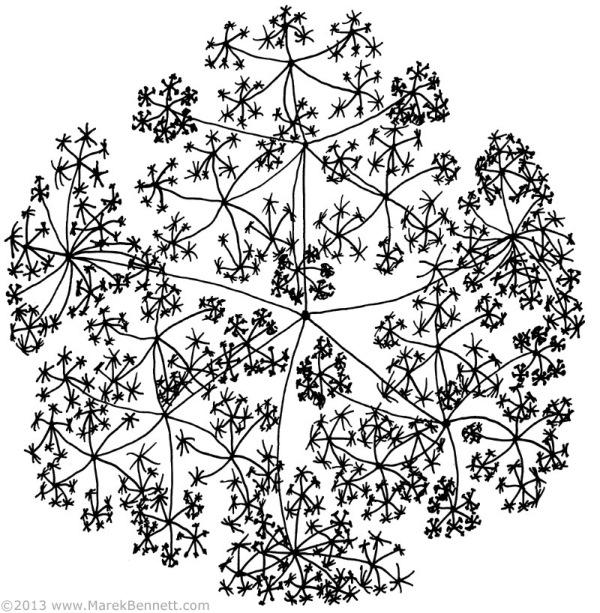 Snowflake-SixCircle