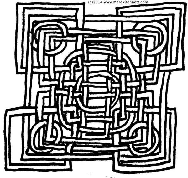 Knot-Squares-www_MarekBennett_com