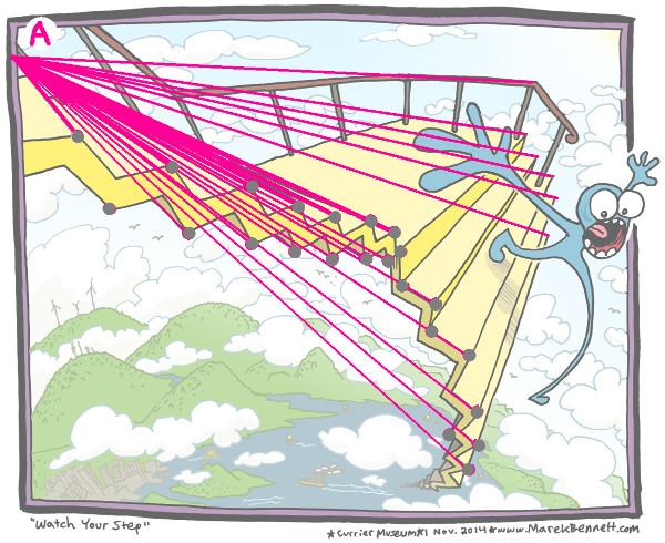 Escher-WatchYourStep-RGB-A-(c)2014-www_MarekBennett_com