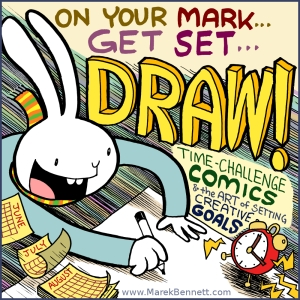 One Your Mark, Get Set, DRAW!